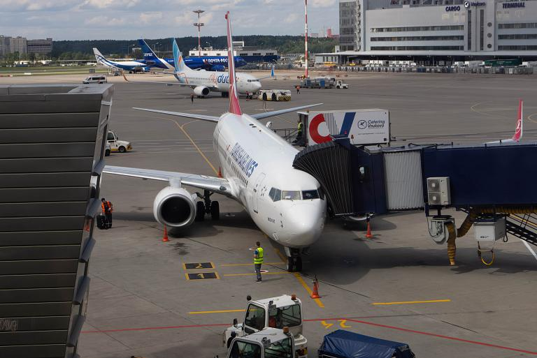 Widen Your World или Неожиданный облом. Москва - Стамбул TK418 Turkish Airlines