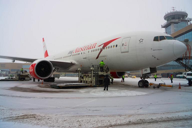 Фотообзор авиакомпании Австрийские авиалинии (Austrian Airlines)