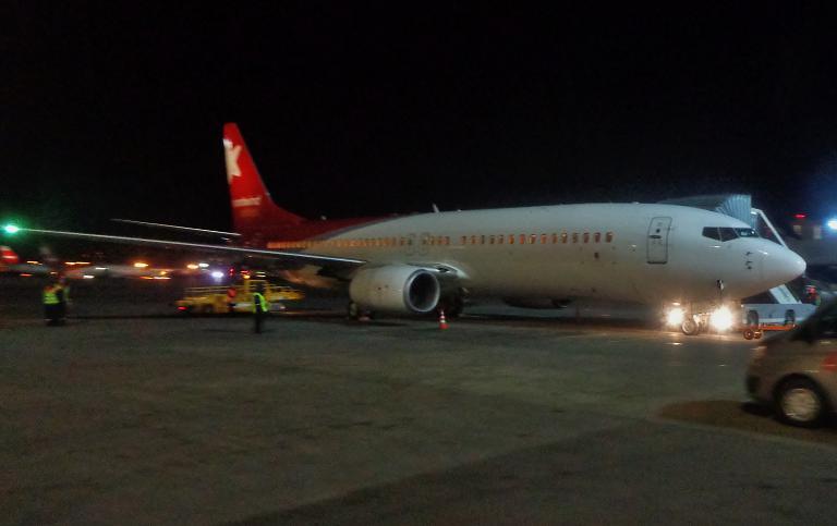 Москва - Санкт-Петербург. (SVO-LED) Nordwind Airlines. Проверка временем на прочность