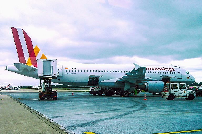 Париж–Дюссельдорф немецкими Germanwings/Eurowings