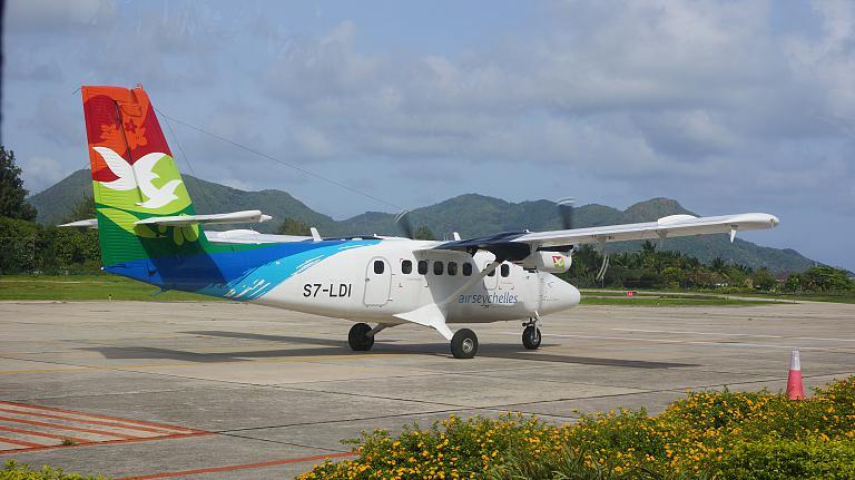 Фотообзор авиакомпании Эйр Сейшеллз (Air Seychelles)