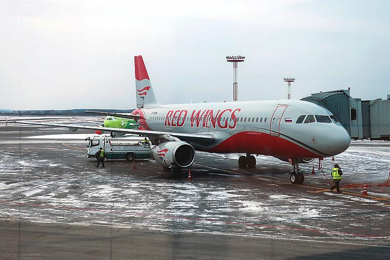 Фотообзор аэропорта Краснодар Пашковский