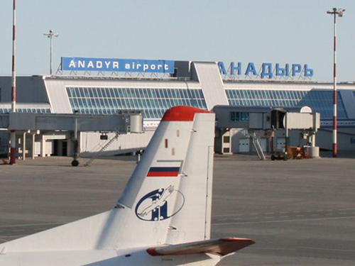 Анадырь-Москва с Трансаэро