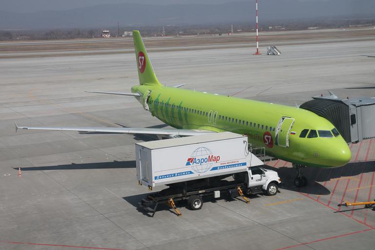 VVO (Владивосток) - NRT (Токио) с авиакомпанией S7.