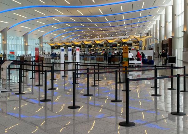 Фотообзор аэропорта Атланта Хартсфилд-Джексон