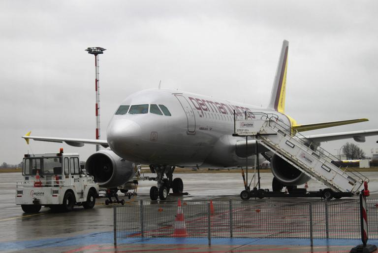 Berlin-Moscow with Germanwings