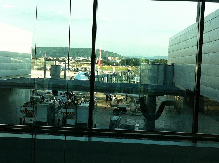 Из Москвы в Лиссабон и обратно со Star Alliance. Часть четвертая: Цюрих-Москва с Swiss International Airlines