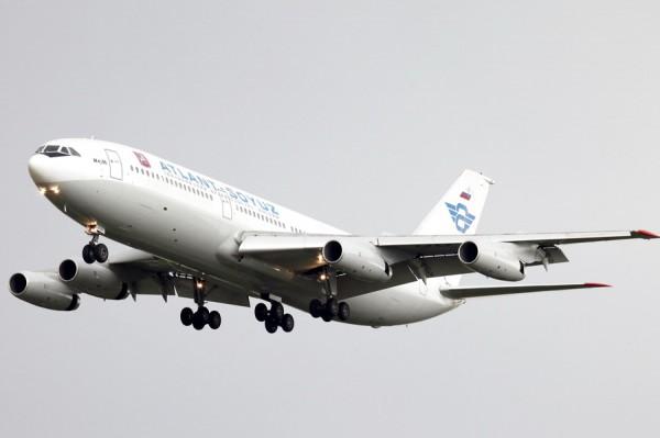 Фотообзор полета на самолете Ильюшин Ил-86