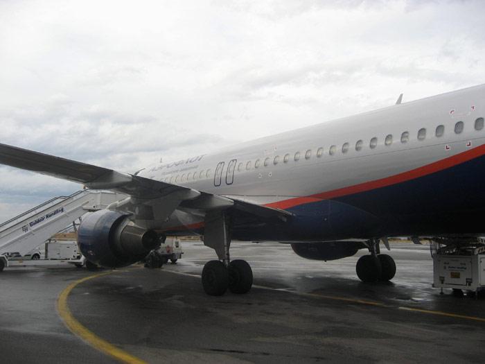 Фотообзор аэропорта Ираклион Никос Казантзакис