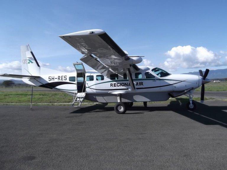 Фотообзор полета на самолете Cessna Caravan