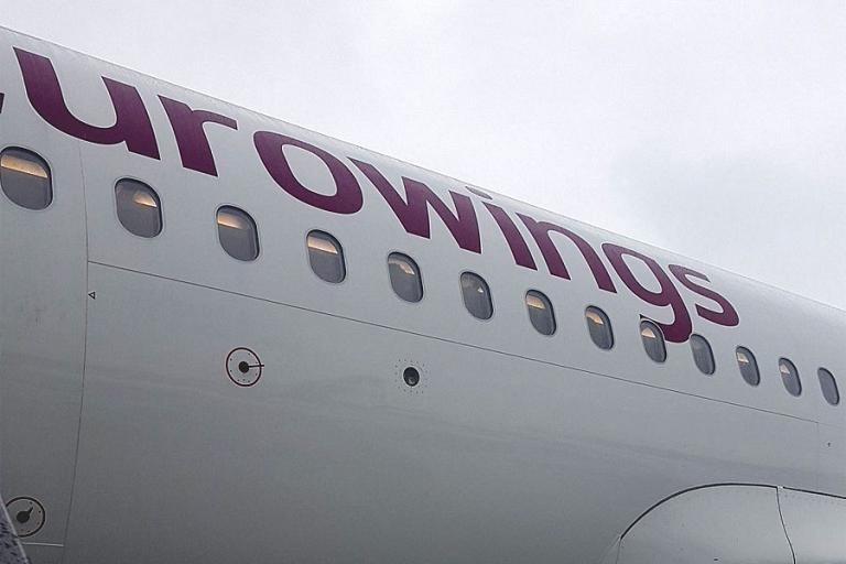 Фотообзор авиакомпании Евровингз (Eurowings)