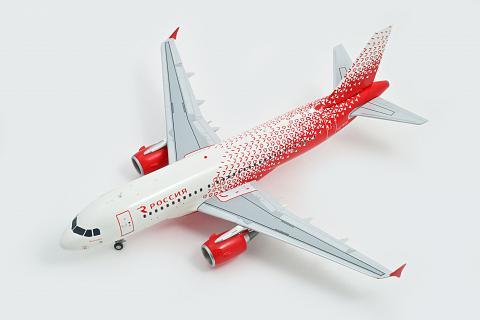 "GeminiJets: Airbus A319 авиакомпании ""Россия"" в масштабе 1:200"