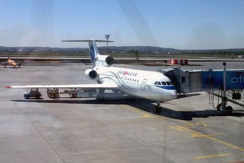 Фотообзор авиакомпании Саратовские авиалинии (Saravia)