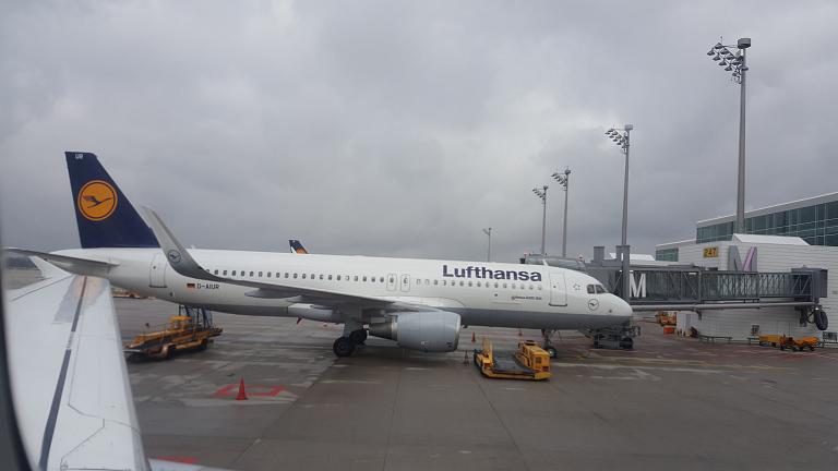 Мюнхен-Москва Домодедово Lufthansa