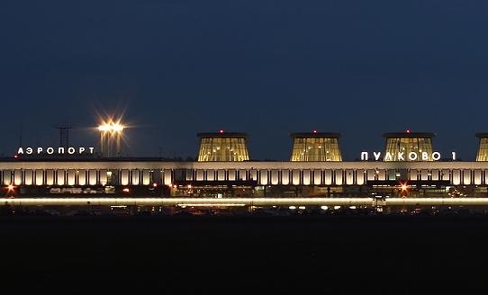 Санкт-Петербург - Москва на А319 а/к Россия