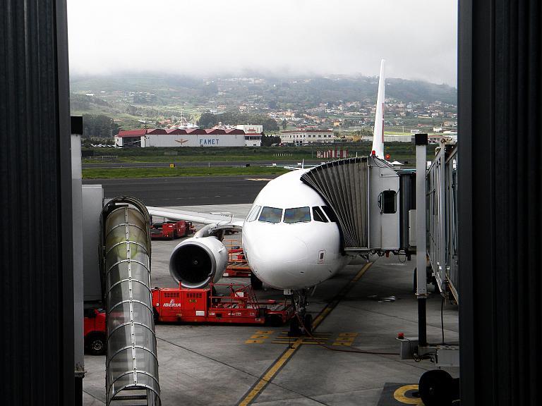 Фотообзор аэропорта Тенерифе Северный