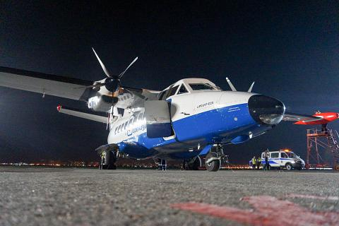 Фотообзор авиакомпании Оренбуржье (Orenburzhye)