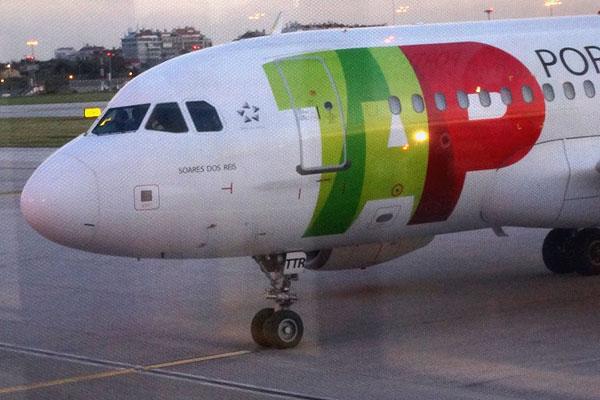 Фотообзор аэропорта Лиссабон Портела