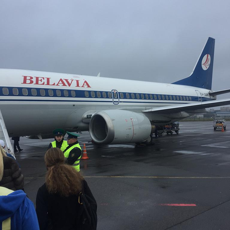 Уик-энд по-белорусски: Жуковский - Минск с Belavia