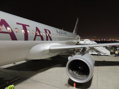 Фотообзор аэропорта Доха Хамад