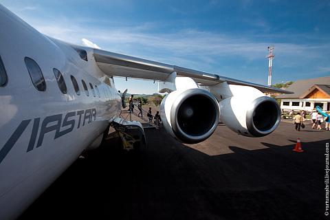 Flight reports of BAe 146