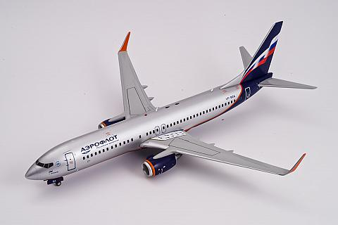 GeminiJets: Boeing 737-800 Аэрофлот в масштабе 1:200