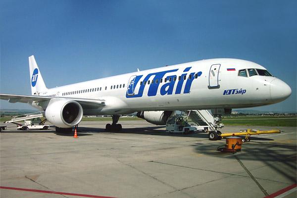 Фотообзор авиакомпании Ютэйр (Utair)