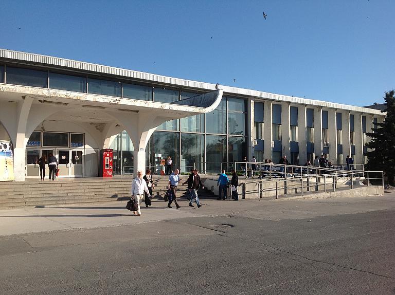 Перелет из Калининграда в Хабаровск через Москву с Аэрофлотом. Часть 1.