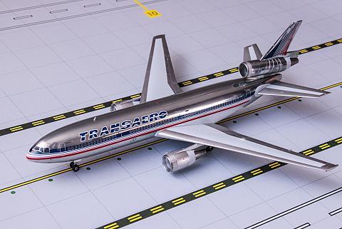 Inflight: Douglas DC-10-30 Трансаэро в масштабе 1:200