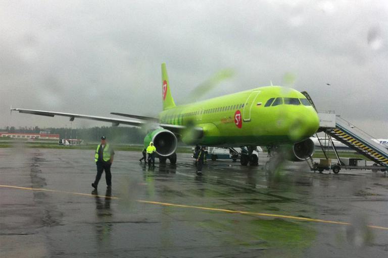 Москва-Аликанте с S7 Airlines