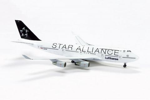 Herpa: Boeing 747-400 Star Alliance