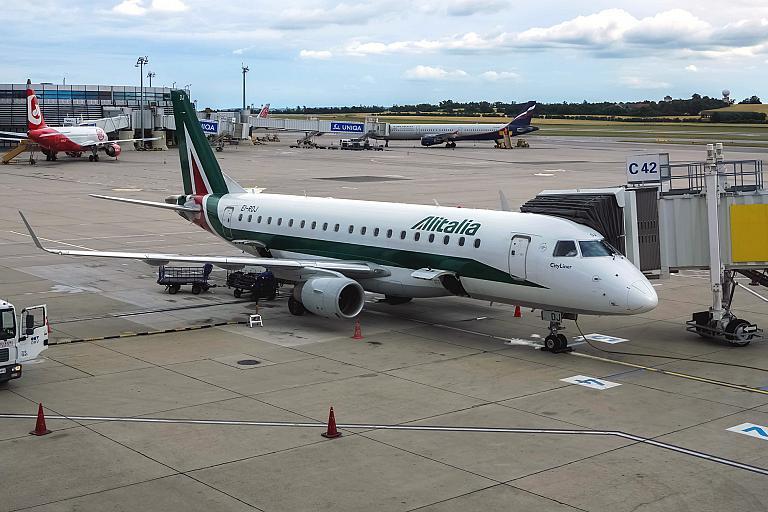 Рим - Вена с Alitalia