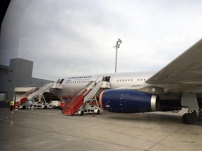 Москва(SVO)-Тенерифе(TFS) Аэрофлотом в бизнес классе