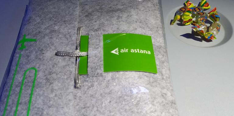All Inclusive. Air Astana. Дубай - Астана.