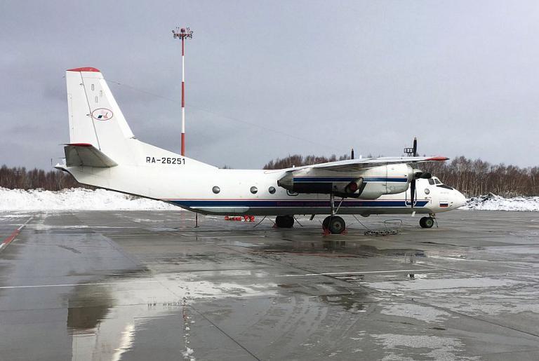 Фотообзор полета на самолете Антонов Ан-26