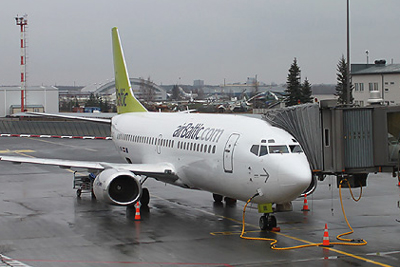 airBaltic – Russia to Western Europe by way of Riga