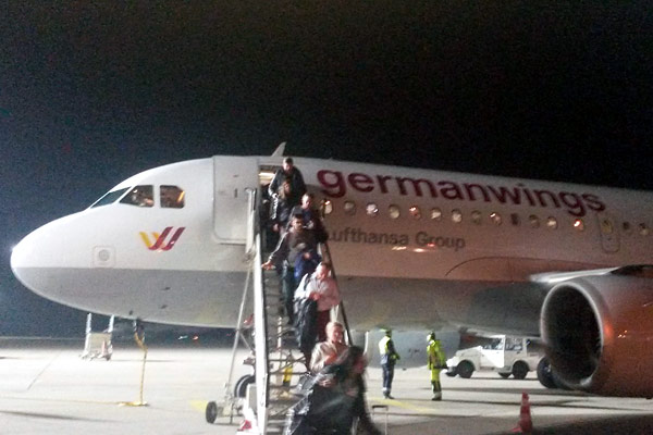 Лондон Х - Берлин Т с Germanwings или выходные в Берлине