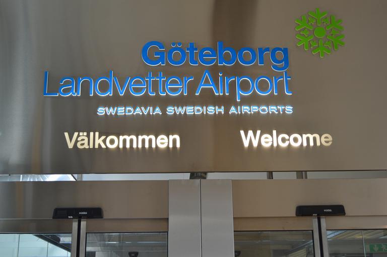 Фотообзор аэропорта Гётеборг Ландветтер