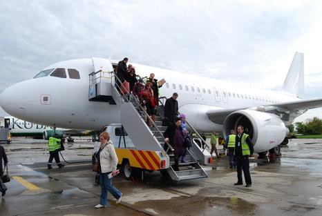Из Анталии в Волгоград A319 Авиакомпании Кубань