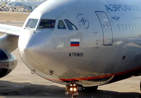 Москва-Анталья-Москва. Аэрофлот SU7230\7231