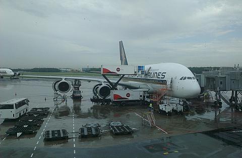 Фотообзор аэропорта Сидней