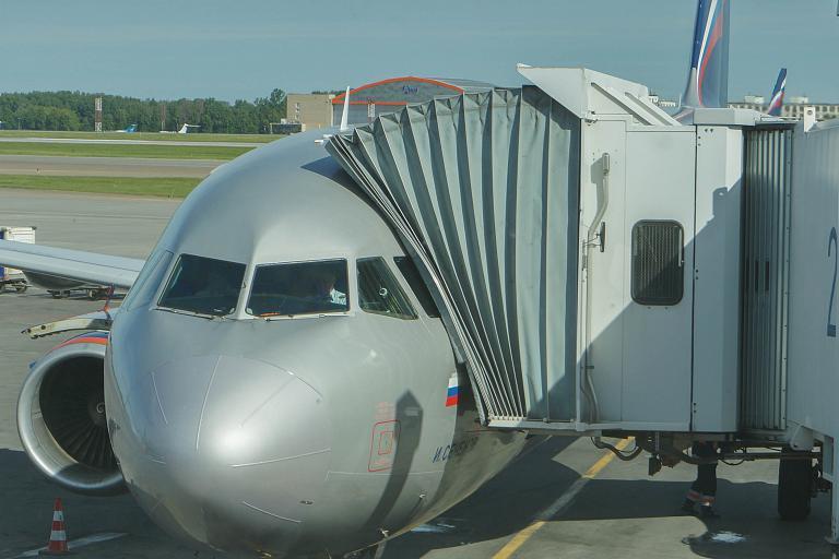 Фотообзор аэропорта Рим Леонардо да Винчи - Фьюмичино
