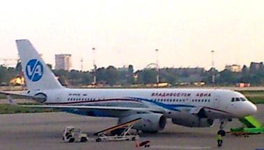 Фотообзор полета на самолете Туполев Ту-204-300