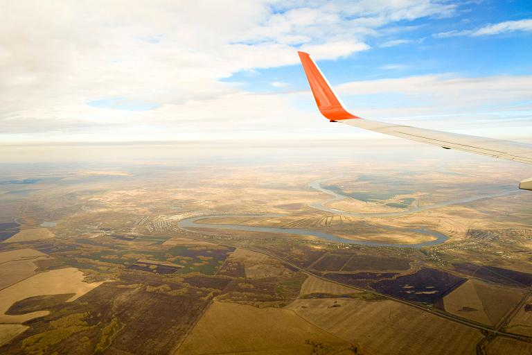 Москва - Омск, Аэрофлот, Boeing 737-8LJ(WL),VP-BFB (М. Балакирев)