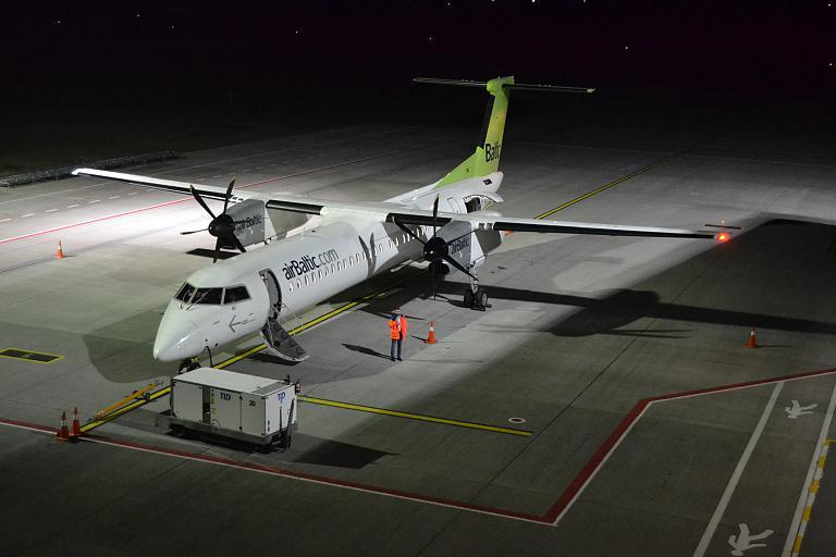 Скандинавия 2019 ч1. Львов (LWO) - Рига (RIX) AirBaltic.