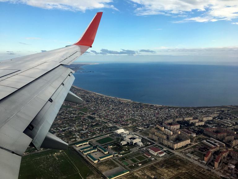 Искренне Ваш. Москва - Баку с авиакомпанией Аэрофлот.