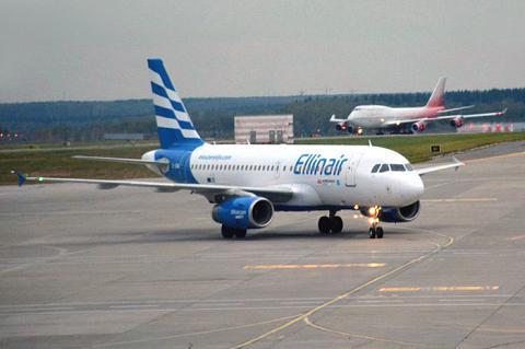 Фотообзор авиакомпании Эллинэйр (Ellinair)