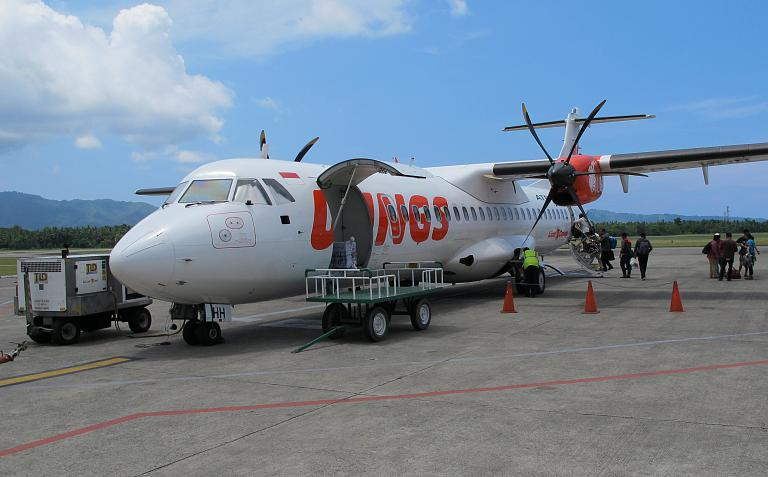 Фотообзор аэропорта Амбон Паттимура