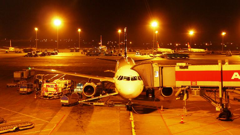 Фотообзор аэропорта Стамбул Ататюрк