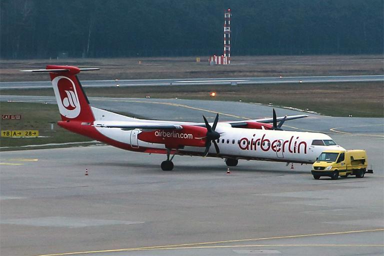 airberlin/LGW Вена-Нюрнберг